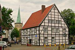 Altstadtansichten von Unna