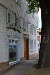 Altstadtansichten von Unna: alte Bäckerei