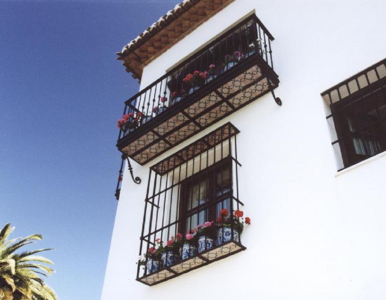 Altstadtfenster in Granada