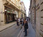 Altstadtgasse in Havanna