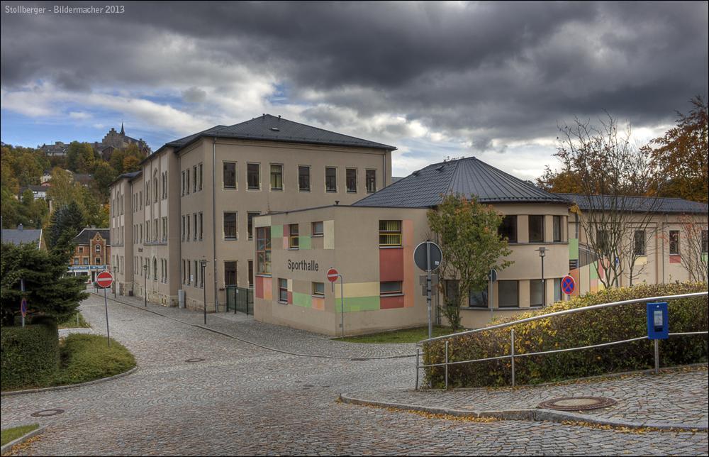 Altstadtschule Stollberg/Erzgebirge