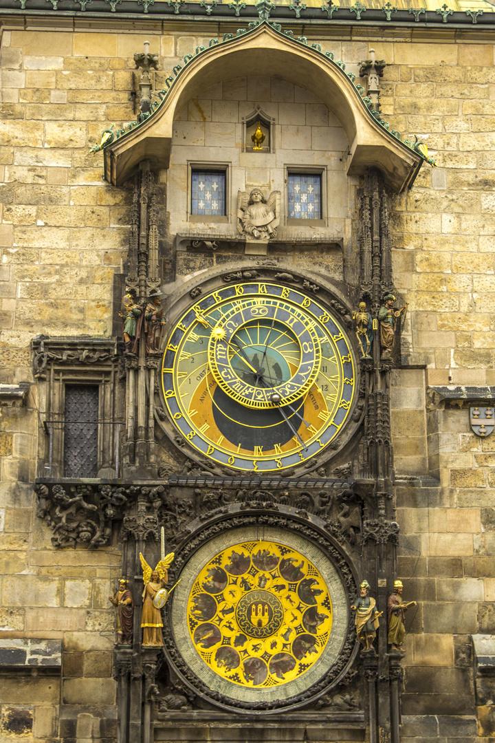 Altstädter Astronomische Uhr