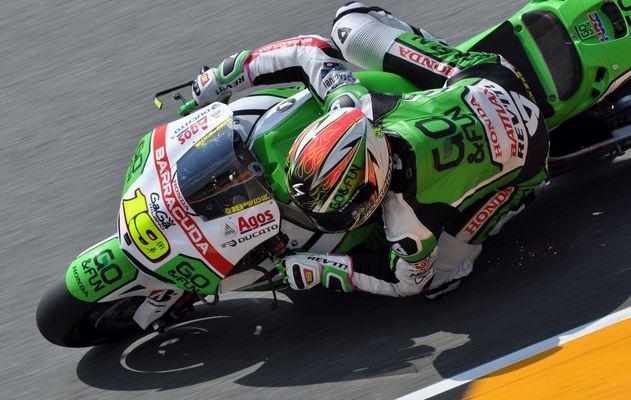 Alvaro Bautista - MotoGP Sachsenring 2013