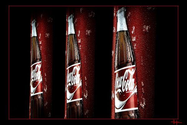 always coca cola..