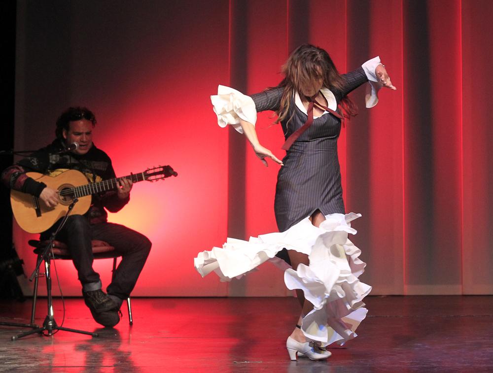"ALYA AL KANANI ""Primavera del Flamenco"" 3744"