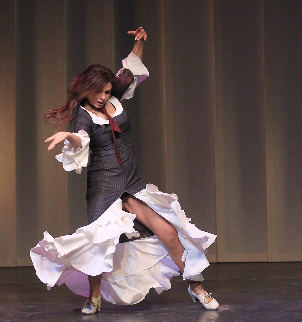 "ALYA AL KANANI ""Primavera del Flamenco"" 3749"
