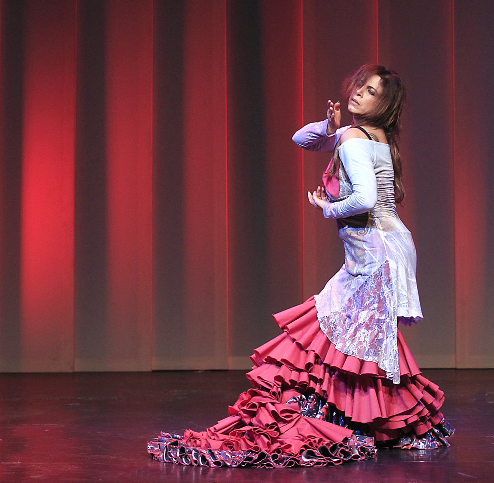 "ALYA AL KANANI ""Primavera del Flamenco"" 3927"