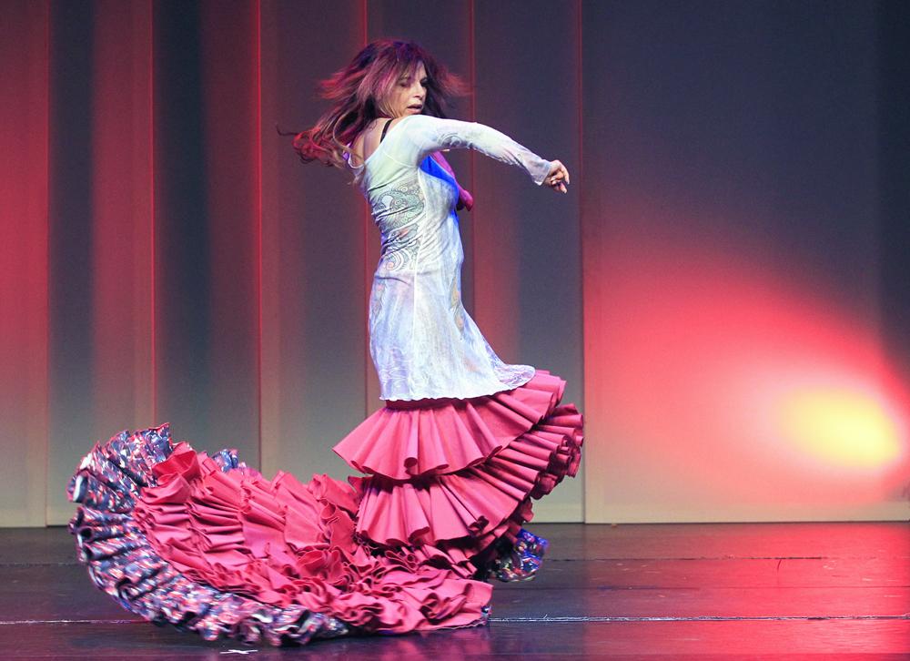 "ALYA AL KANANI ""Primavera del Flamenco"" 3942"