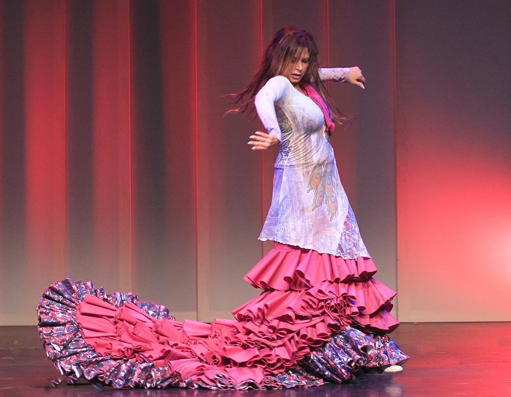 "ALYA AL KANANI ""Primavera del Flamenco"" 3944"