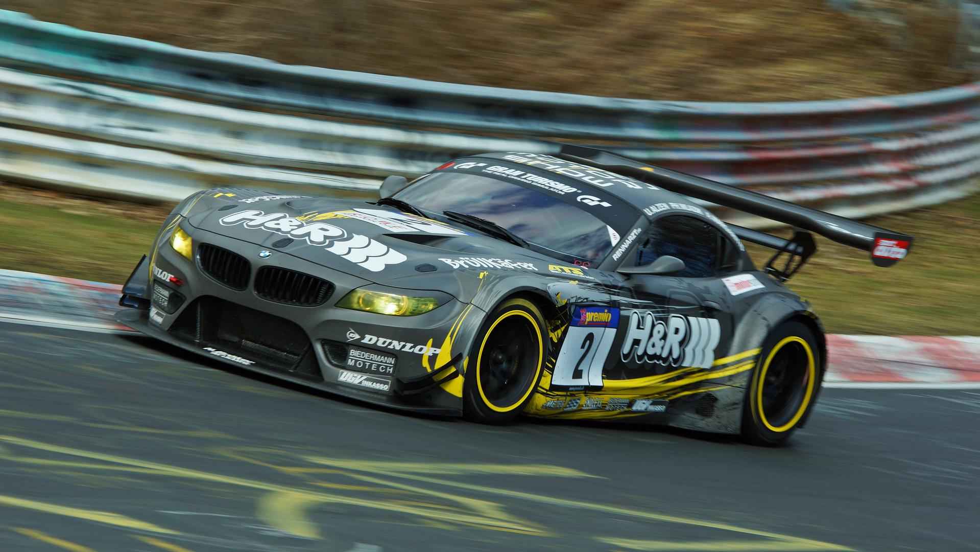 Alzen BMW Z4 GT3