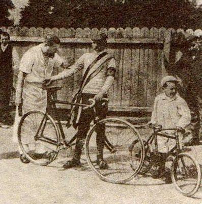 Am 18. Juli 1903 - Le 18 juillet 1903