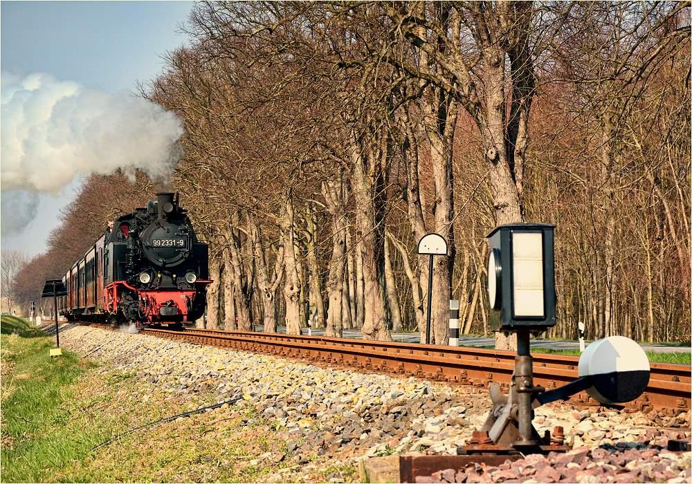 Am 3. April 2014 : Heimatkunde 1. Stunde