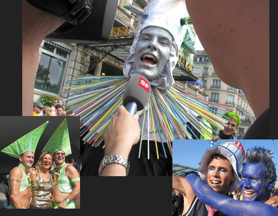 Am 8. August ist Streetparade 2009 !!!