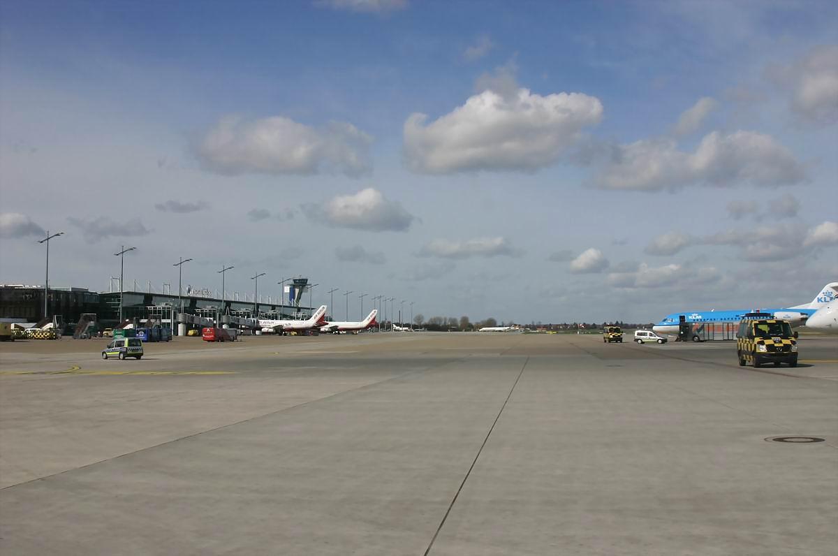 Am Airport Nürnberg