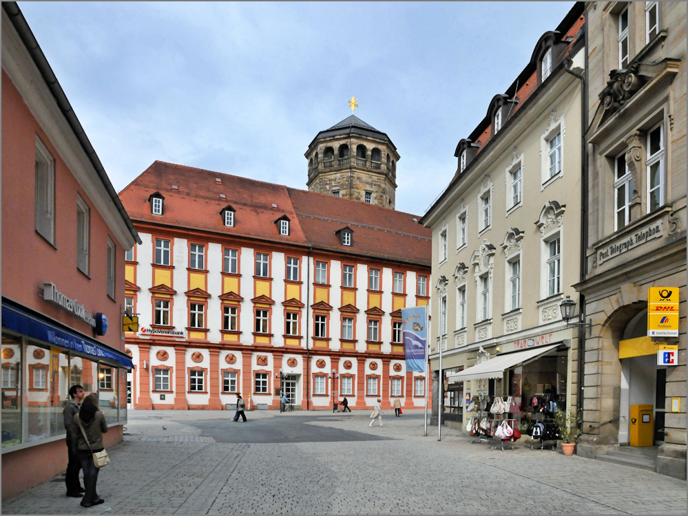 Am alten Schloß (III)
