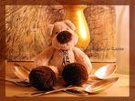 Am Anfang war der Teddybär