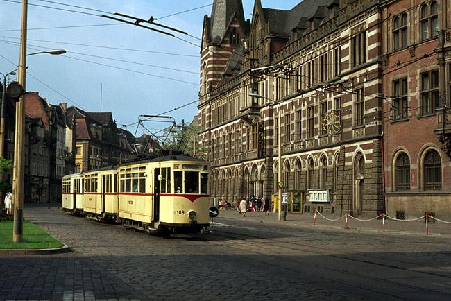 Am Anger, Erfurt 6 Juli 1974