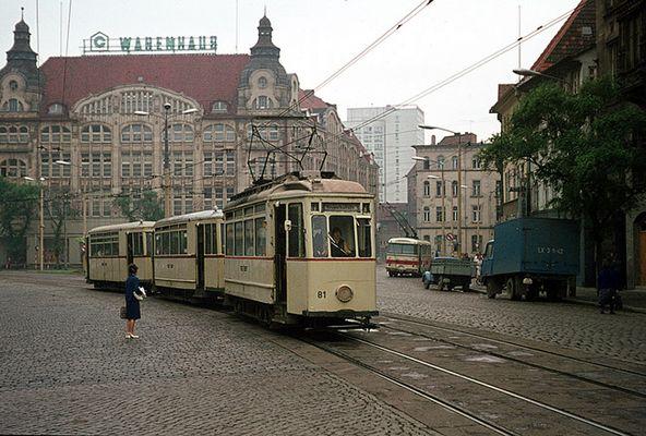 Am Anger, Erfurt 9 juli 1974