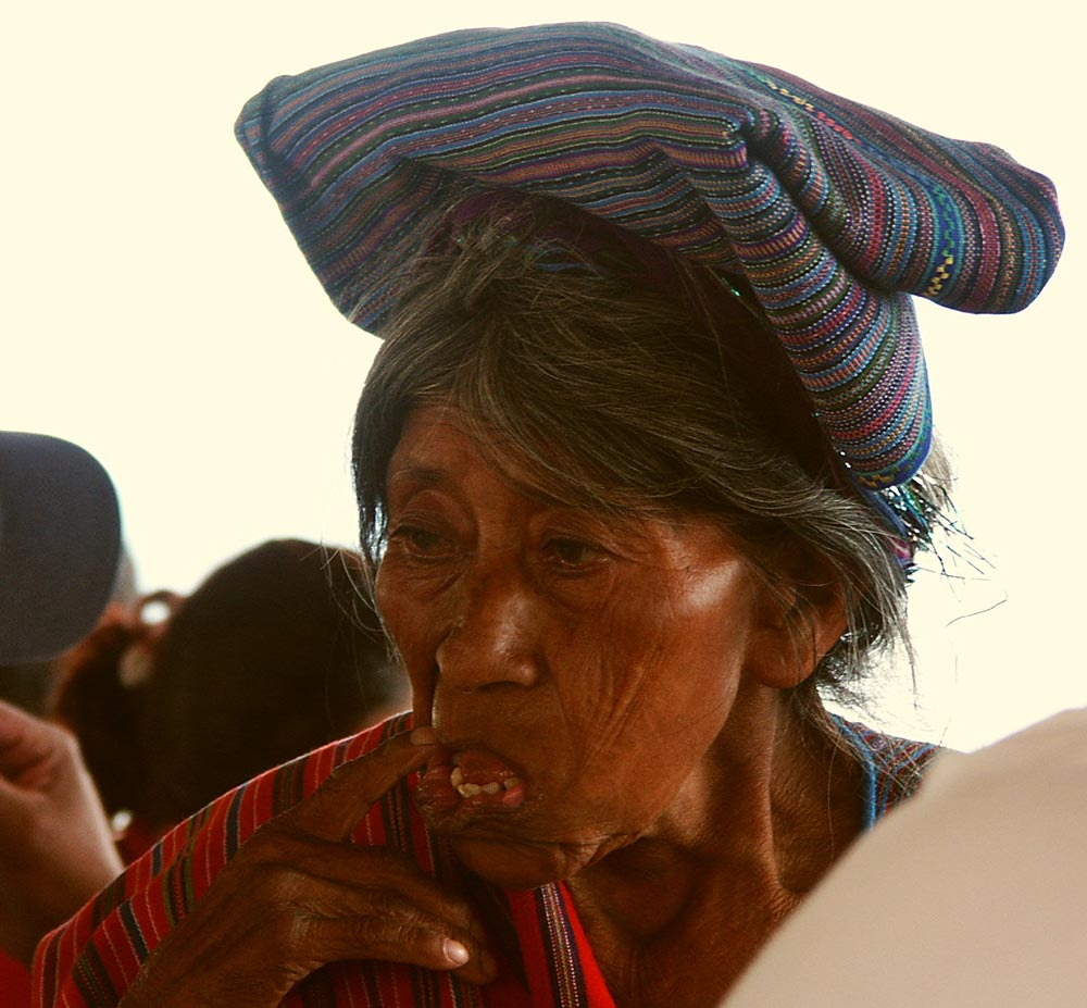 Am Atitlan See in Guatemala