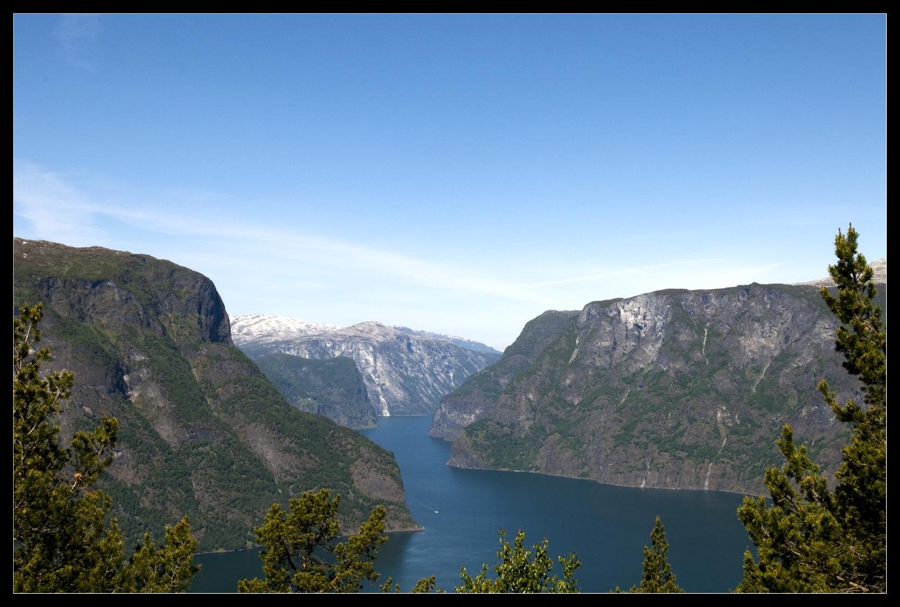 Am Aurlandsfjord
