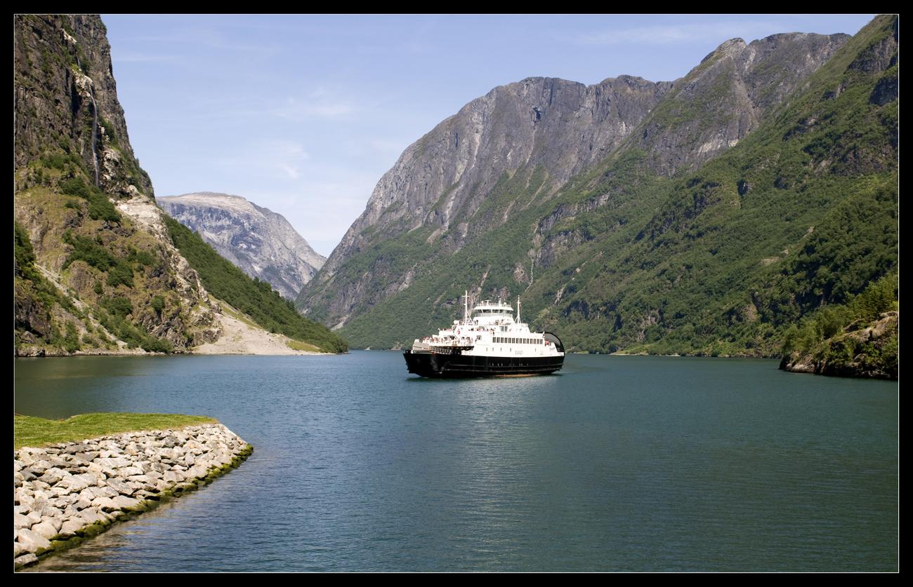 Am Aurlandsfjord II