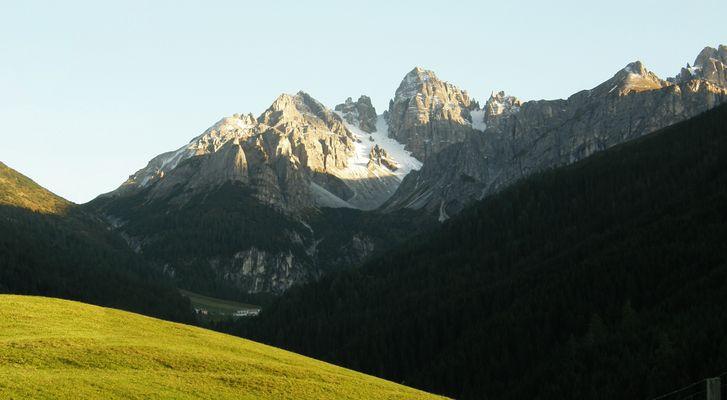 Am Axamer Lizum - Tirol