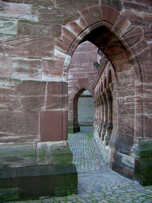 Am Basler Münster