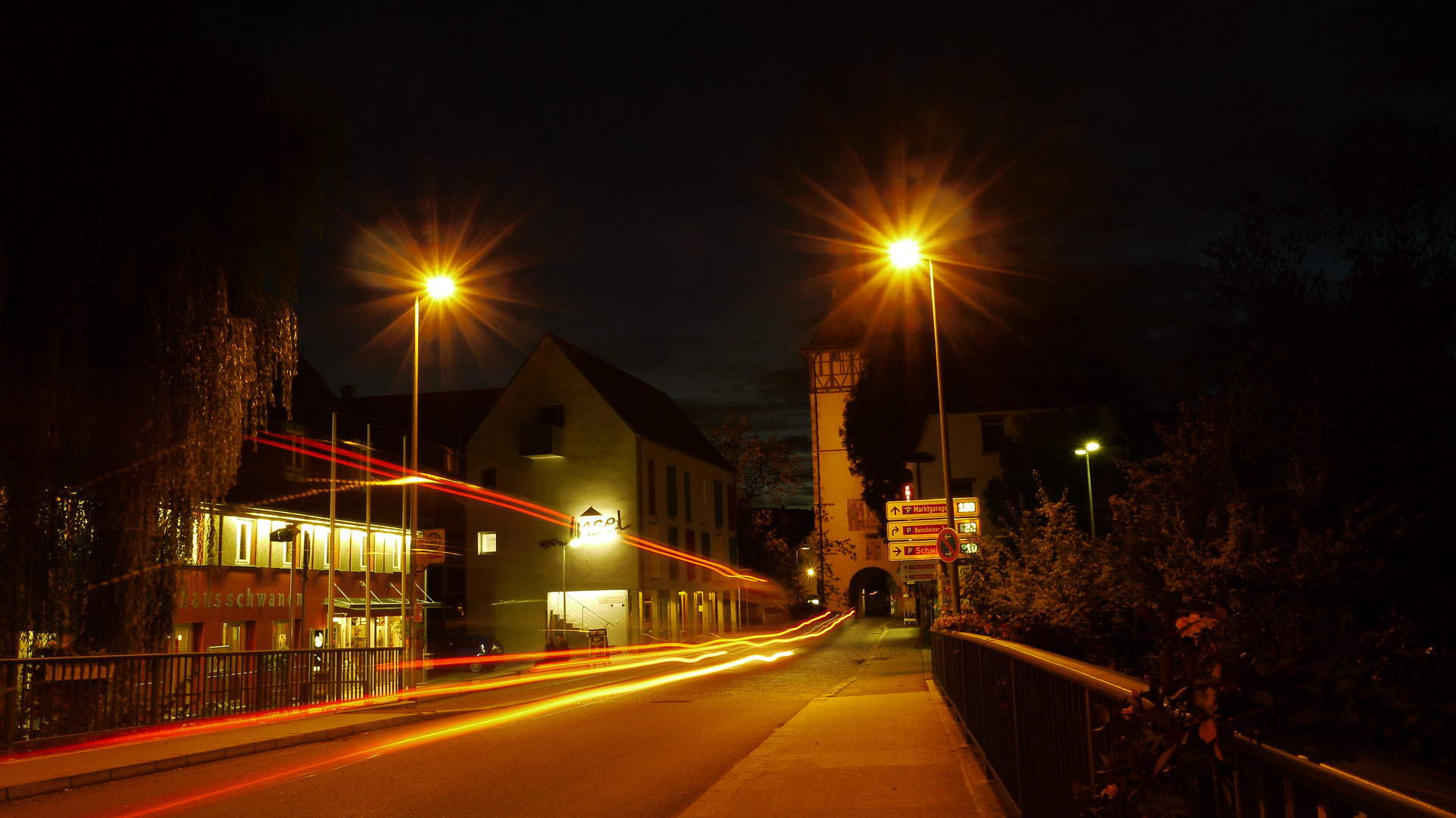Am Beinsteiner Tor in Waiblingen