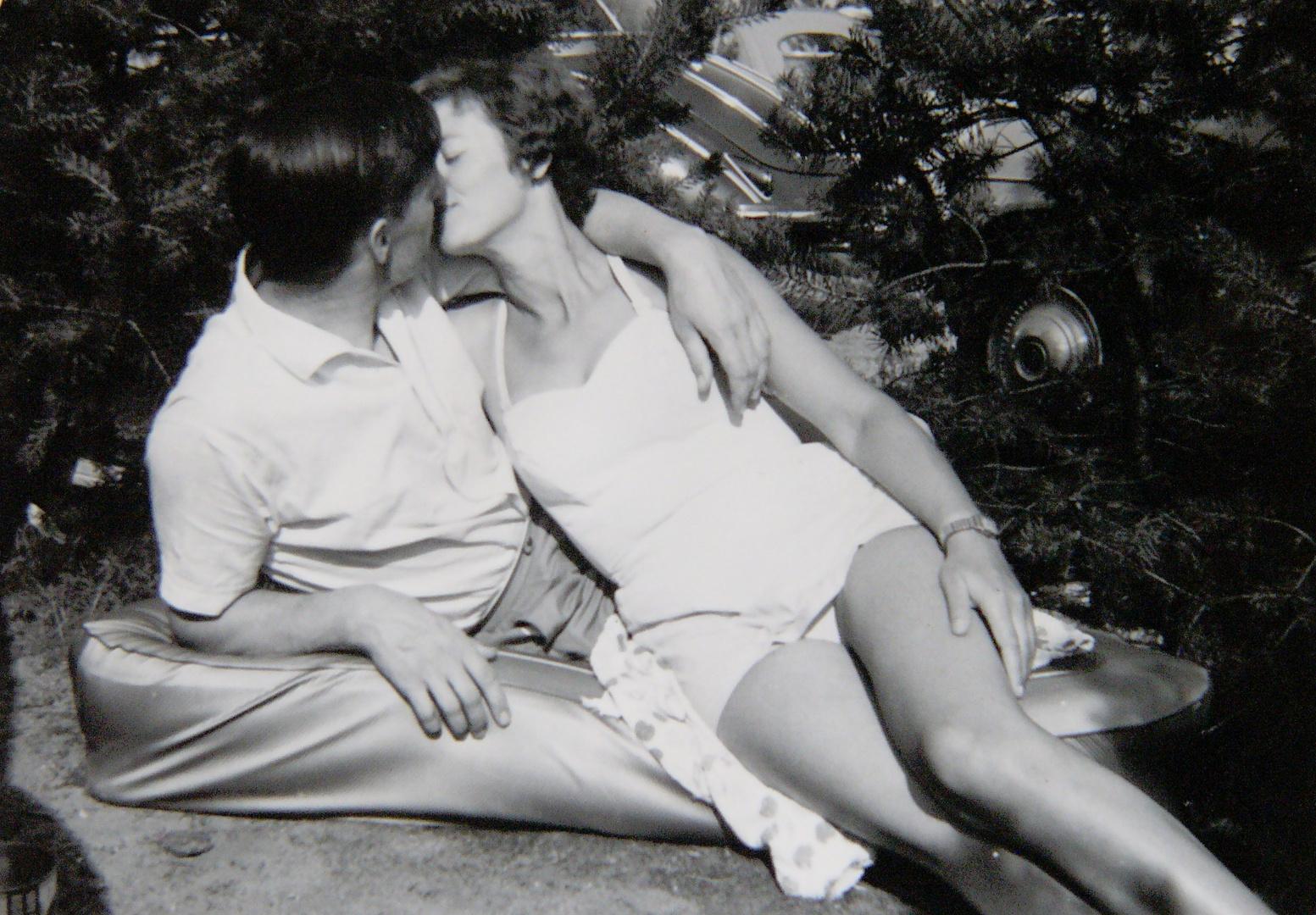 am blauen see 1958