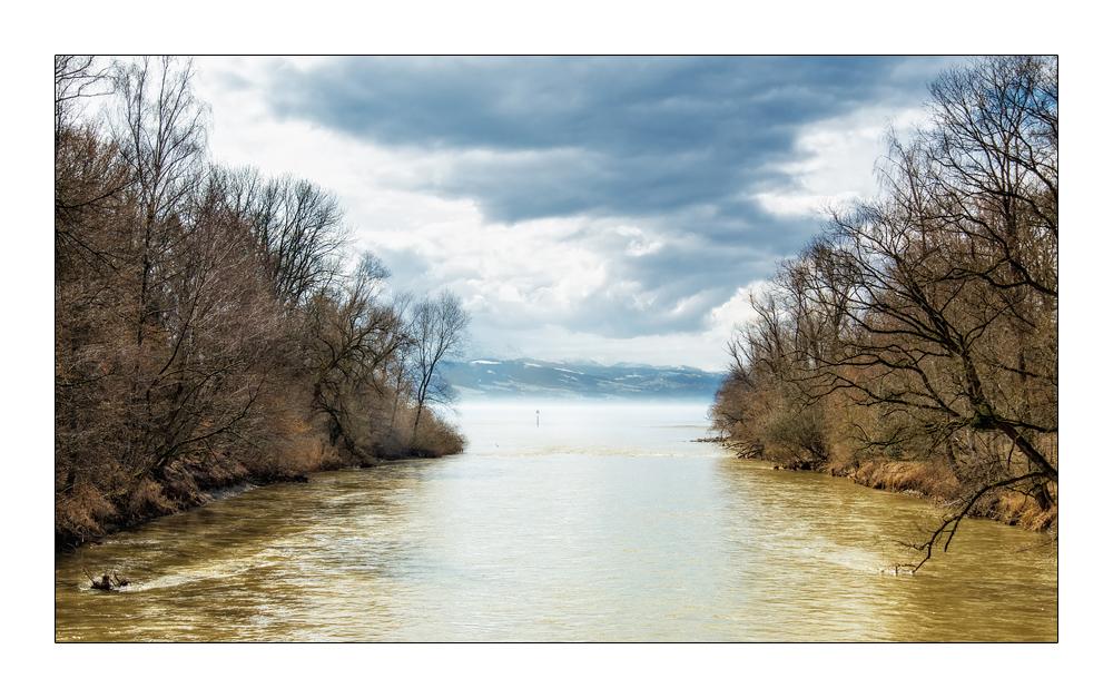 Am Bodensee - An der Argen 1