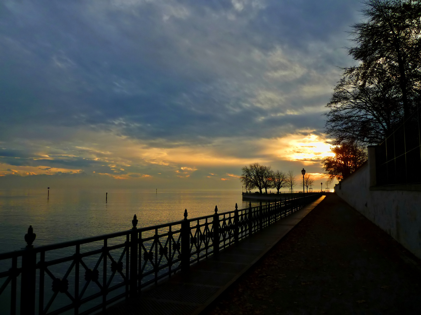 ...am Bodensee