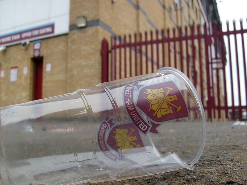 am Boleyn Ground / Upton Park (West Ham United Football Club)