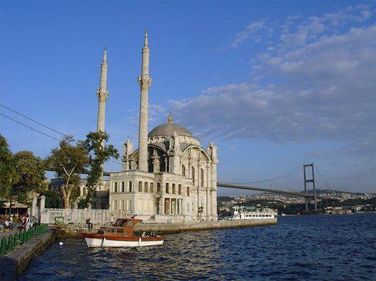 am Bosphorus