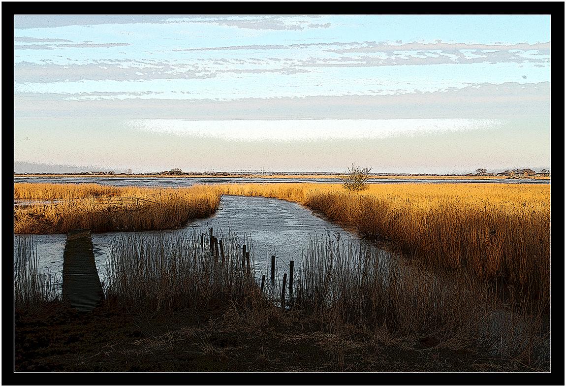 Am Bottschlotter See/Nordfriesland