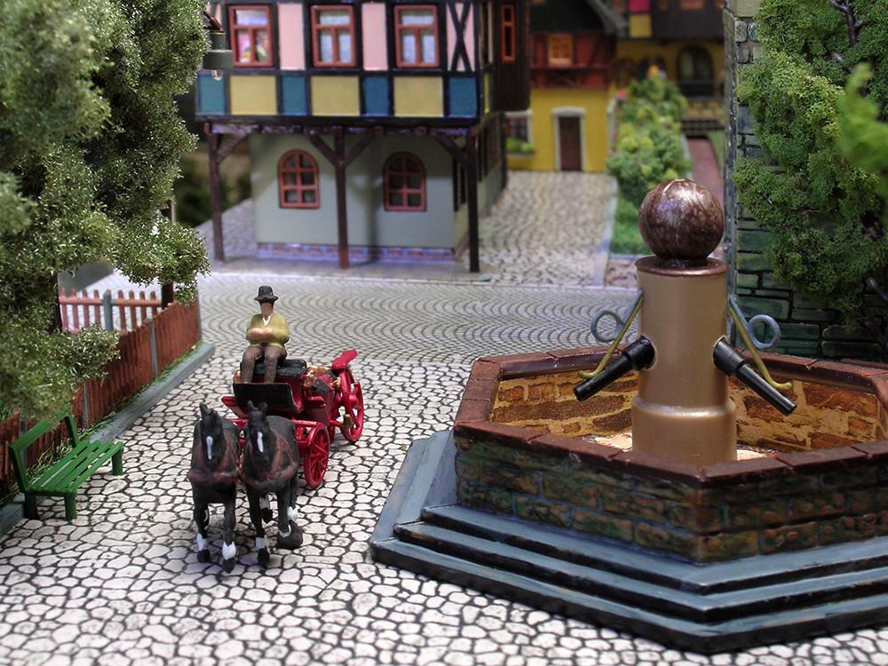 Am Brunnenplatz
