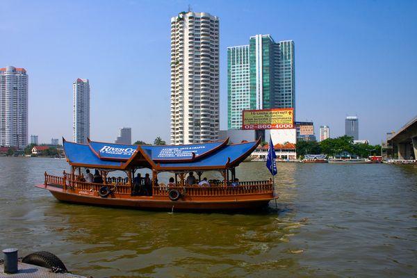 Am Chao Phraya, Bangkok
