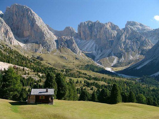 Am Col Raiser, Südtirol