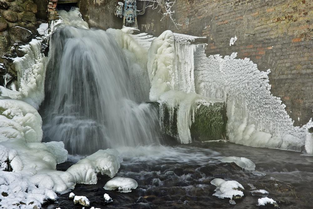 am der Wassermühle