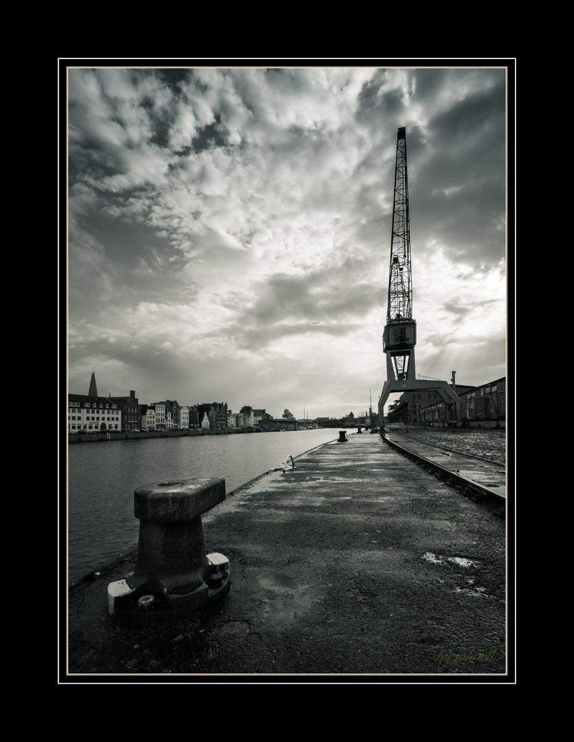 Am Dock