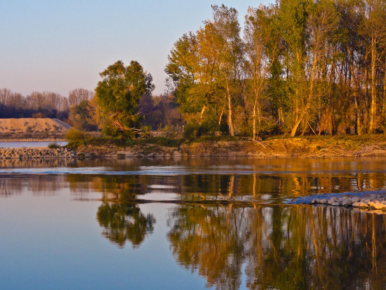 am Donau in Ungarn 1