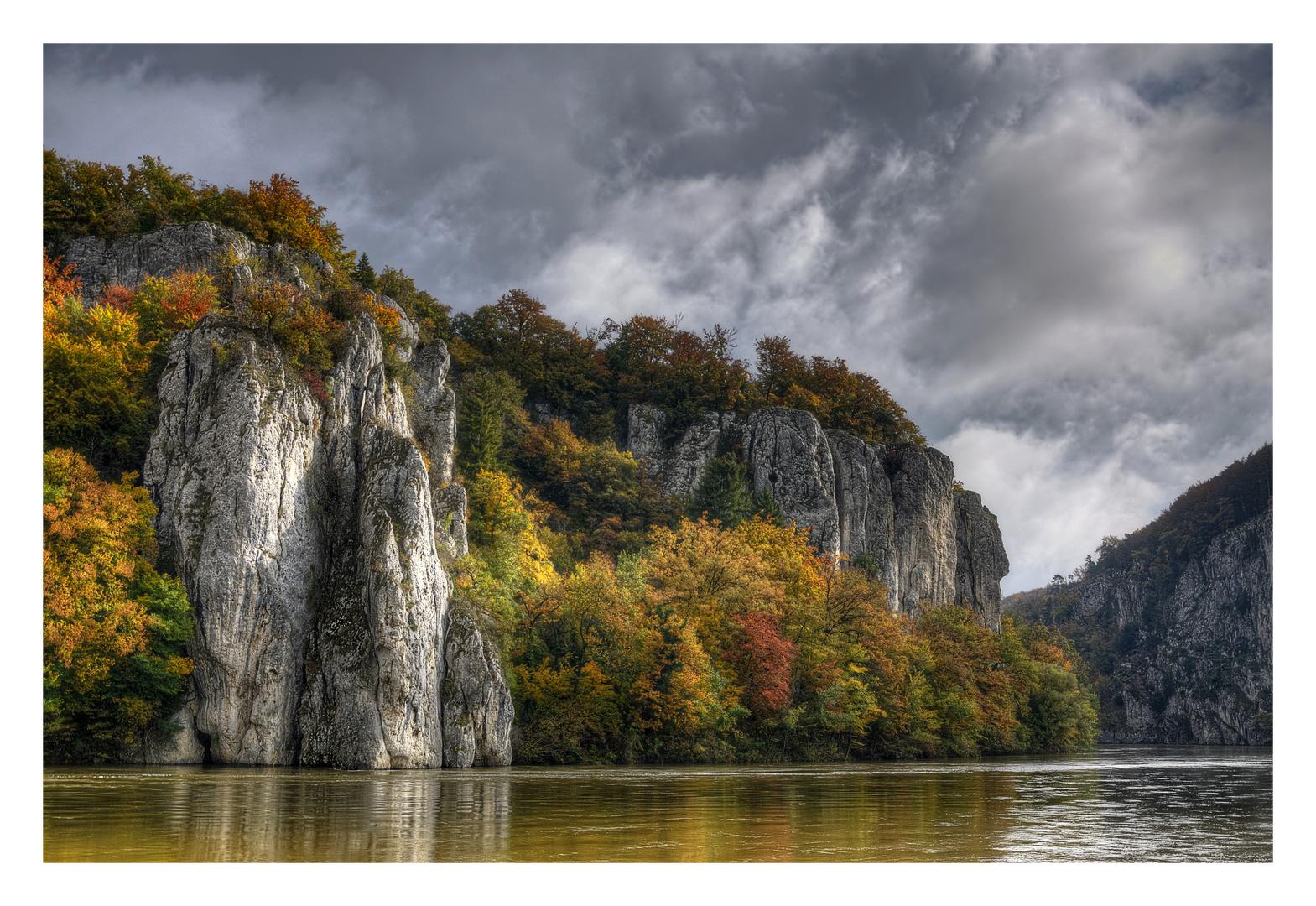 Am Donaudurchbruch
