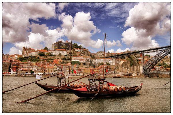Am Douro-Fluss