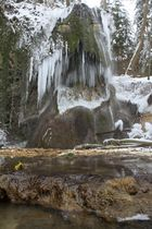 Am Drackensteiner Wasserfall