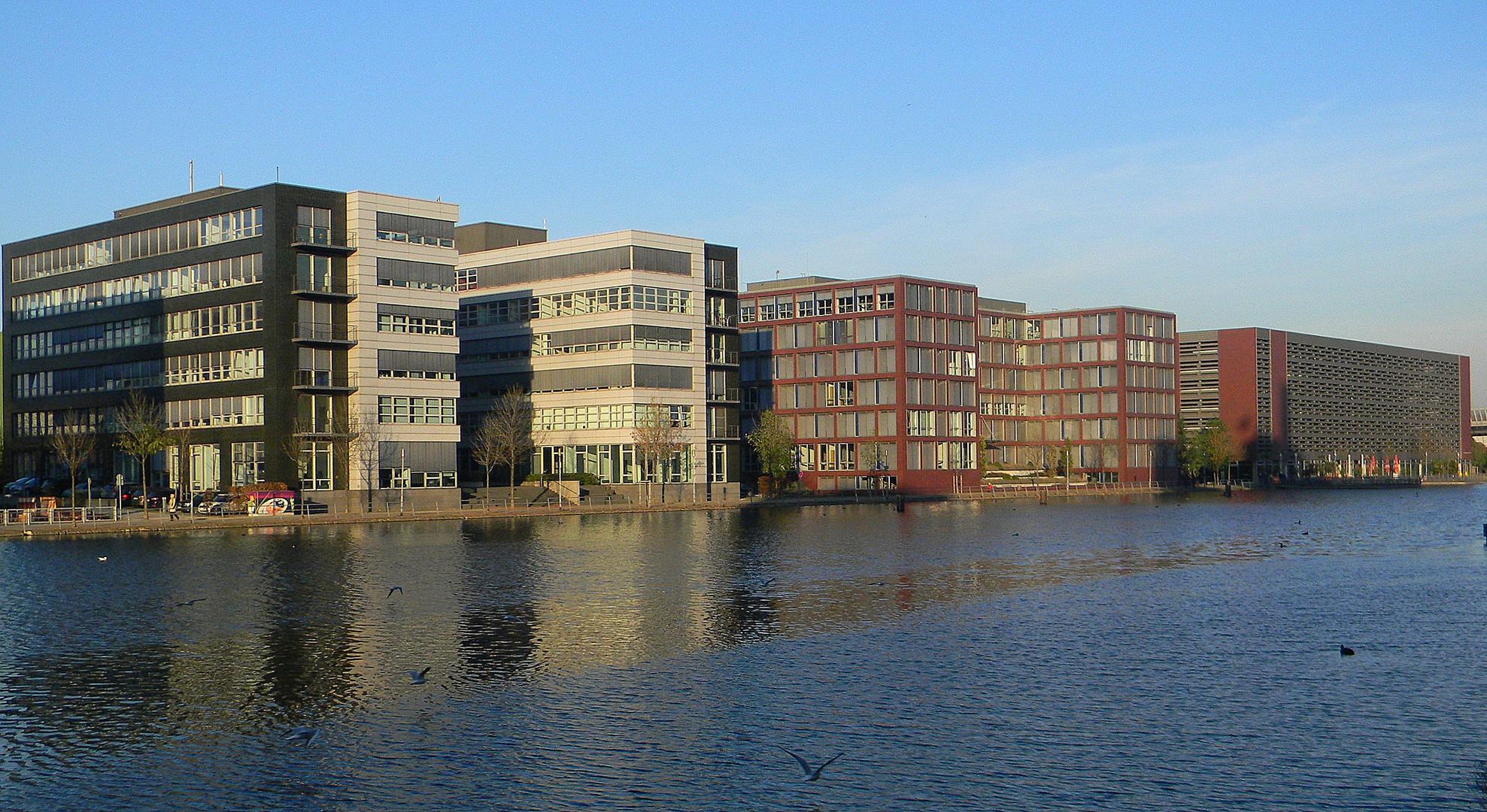 Am Duisburger Innenhafen Teil 2