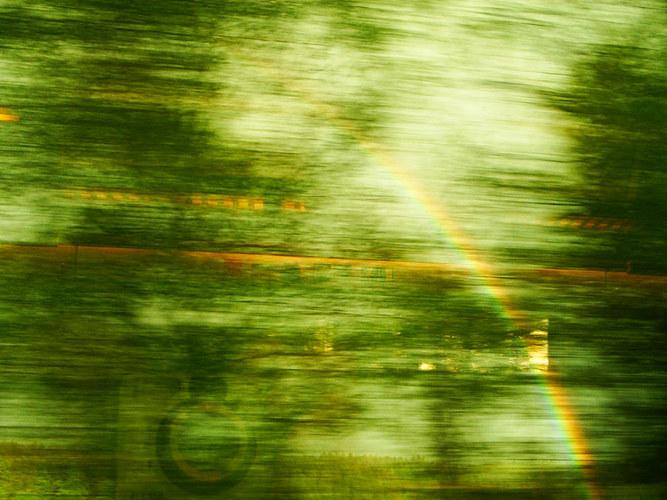 Am Ende des Regenbogens...