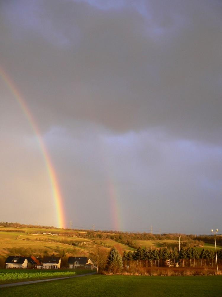 am Ende des Regenbogens II