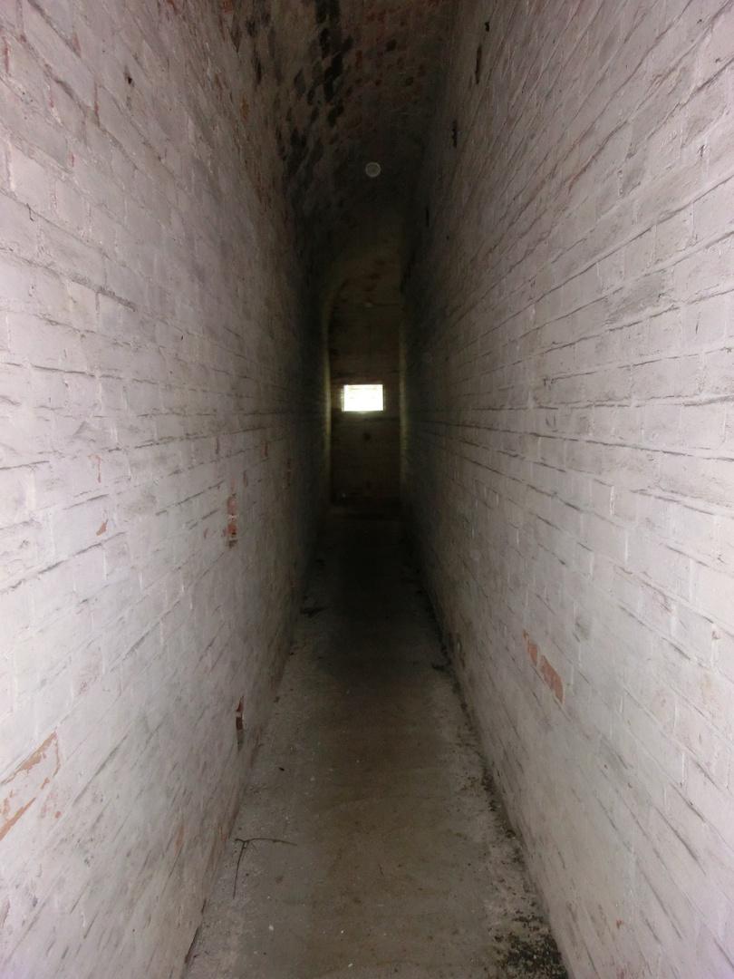 Am Ende des Tunnel ...