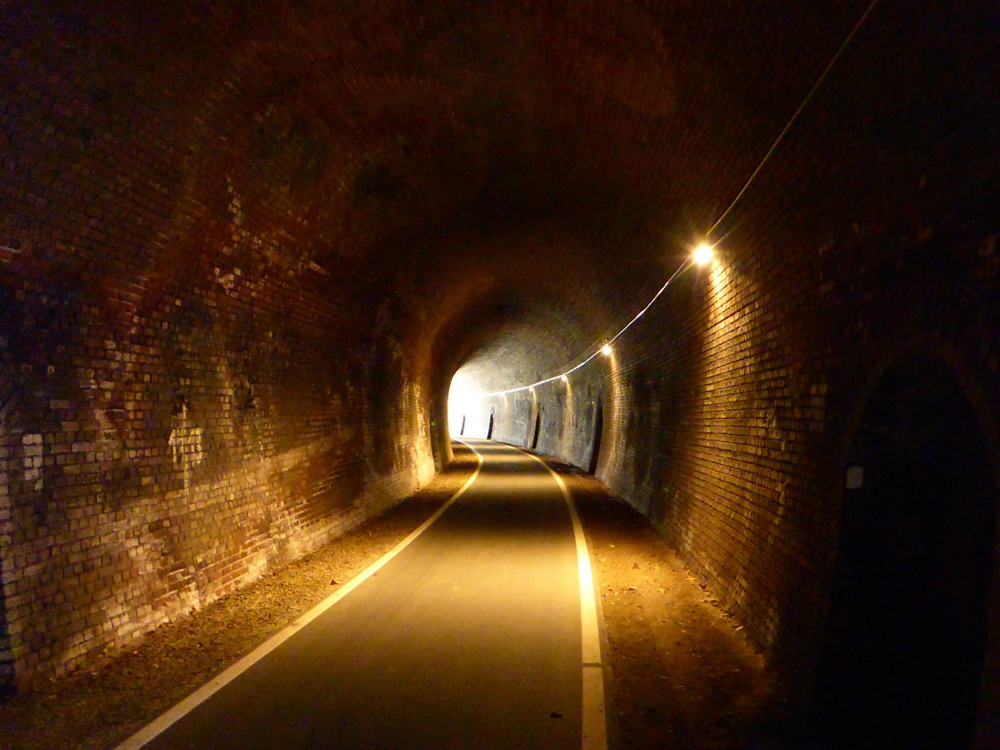 Am Ende des Tunnels ist ein ....