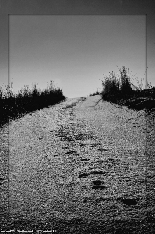 am Ende des Weges.....