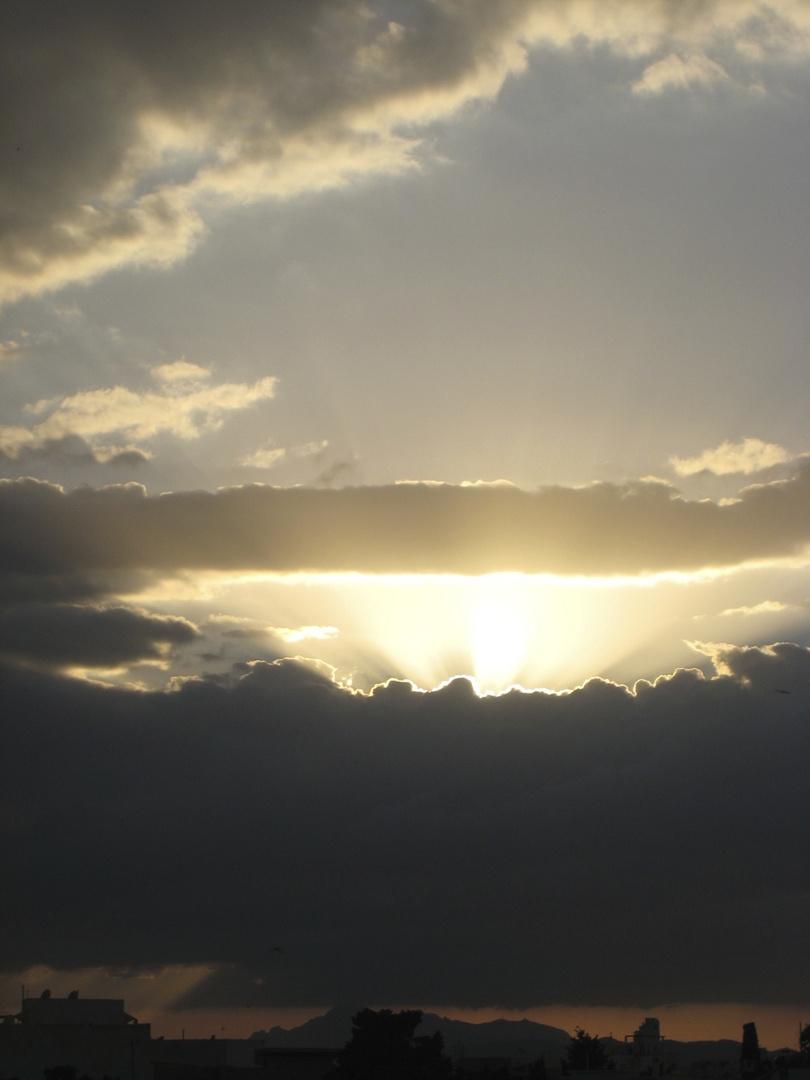 Am Ende eines schönen Tages...